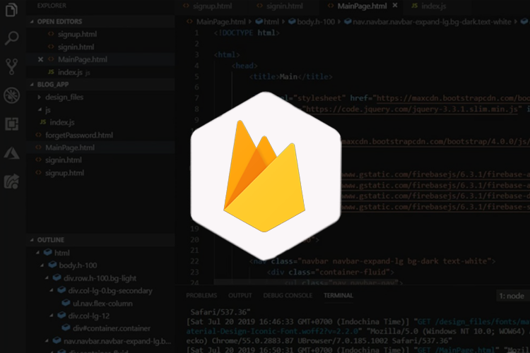 Firebase Fundamentals Training:Android